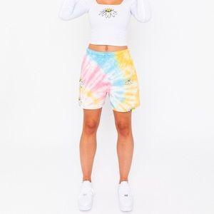 Samii Ryan Tie Dye Shorts